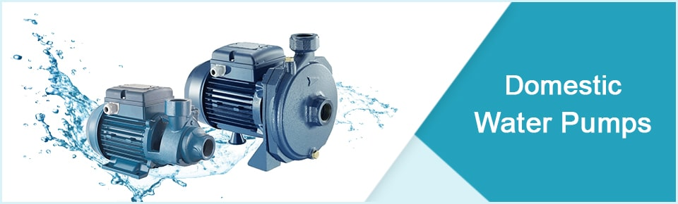 Banner domestic pump