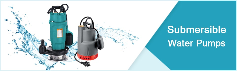 Banner submersible pump